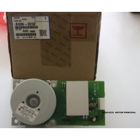 Motor Principal Fotocopiadora Ricoh 1015/1018