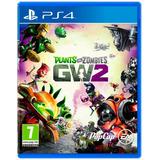 Plants Vs. Zombies Garden Warfare 2 Ps4 Gw2 Fisico Alclick