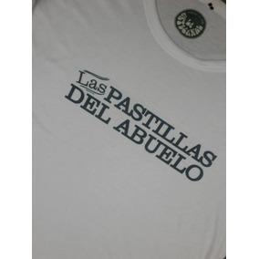 Remera Las Pastillas Del Abuelo!!!!!!
