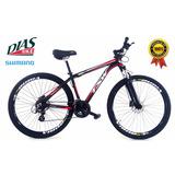 Bicicleta Tsw Aro 29 Deore / Sunrace 20v Pé De Vela Duplo