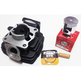 Kit Cilindro Yamaha Dt 125 +kit Piston Japon+juntas En Xero