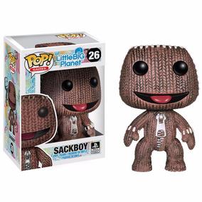 Funko Pop Games Little Big Planet Sackboy #26