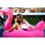 Flamingo Inflable Grande Color Rosa Envio Gratis