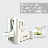Comidas Flamen Tri-blade Máquina De Cortar Verduras Y Fruta