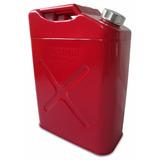 Bidon Metalico Para Gasolina De 20 Lts