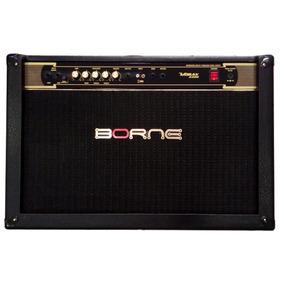 Amplificador Guitarra Borne 120w Fonte P/ Pedais Vorax 2200