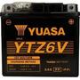 Bateria Yuasa Ytz6v Titan/ Fan150 Mix 09/ Bros150-160 Mix