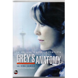 Grey S Anatomy Onceava Temporada 11 Once Dvd