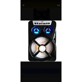 Caixa De Som Amplificada Bluetooth