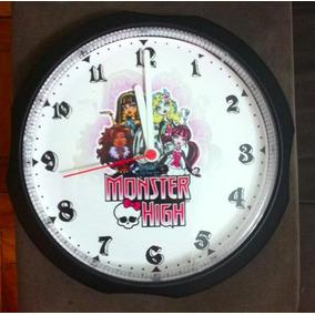 Boneca Monster High Caveira Mexicana Relógio