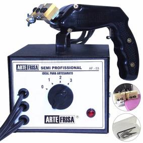 Maquina Frisadora De Chinelos Semi-profissional - Bivolt