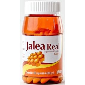 Jalea Real 100 Capsulas Envio Gratis