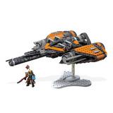 Arcadia Jumpship Mega Bloks Destiny 501 Piezas