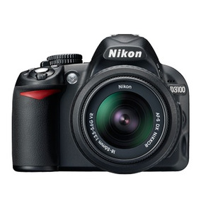Camara Nikon Profesional D3100 18-55mm Lens Reflex Ojo Pez