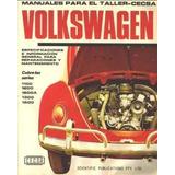 Manual De Taller Cecsa Para Volkswagen Escarabajo / Beetle