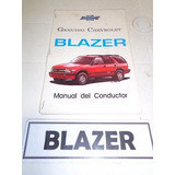 Manual De Chevrolet Blazer Año 1995-2002