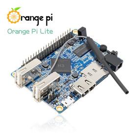 Orange Pi Lite H3 Quadcore 1,2 Ghz 512 Mb Usb Hdmi Wifi Mic