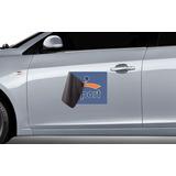 Kit 2 Ímã Para Carro Mantas Magnéticas Veiculares