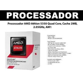 Processador Am1 Athlon 5350 Quadcore Preço Especial