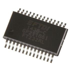 Ft232rl Conversor Usb-serial Rs232 Ftdi Uart Ft232