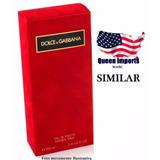 Perfume Dolce E Gabbana 100ml Original Fragrância Similar