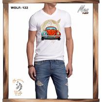 Playera Mexican Wolf Mod. 122 Vocho 3