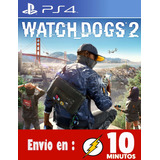 Watch Dogs 2 Ps4 Digital# Primaria#deluxe Edition