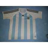 Franela Deportiva adidas Original Futbol Argentina Talla L