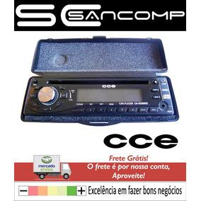 Frente Cd Cd/mp3 Cce Ca-950mpx - Na Caixa - Somente A Frente