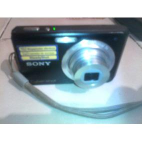 Cámara Fotográfica Sony De 10.1 Mp