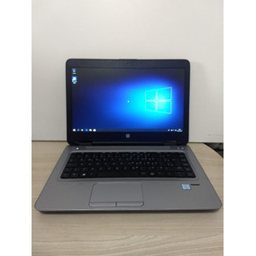 Notebook Hp Probook 640 G2 I5-6200u 8gb Ddr4 500gb De Hd