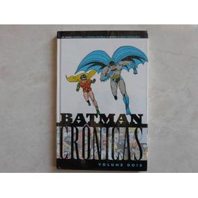 Batman Crônicas Volume 2 Panini