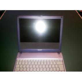 Laptop Computador Portatil Sony Vaio Pcg 687 P. Bien Conserv