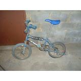 Bicicleta Infantil Tipo Bmx