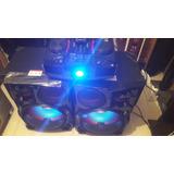 Equipo De Sonido Lg Cm 9960 Remate D Exhibicion Con Garantia