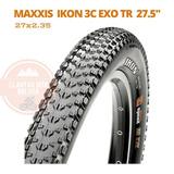 Llantas Mtb 27.5x2.35 Maxxis Ikon 3c Exo Tubeless Ready