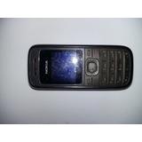 Nokia 1208 Sem Bateria Sem Carregador E Com Defeito Na Tela