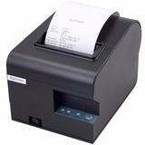 Impresora Térmica Usb Rollo 80mm Rj11 71272 / Fernapet