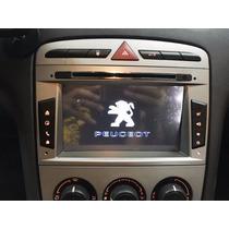 Central Multimidia M1 Premium Peugeot 408 Rcz E 308 Wings