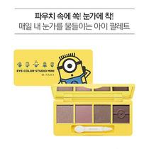Missha Minions Edition Eye Color Studio - Paleta De Sombra-1