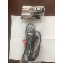 Cable Interface Para Dvd Jvc Para Reproducir Ipop Nuevo