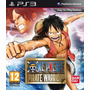 One Piece: Pirate Warriors / Kaizoku Musou Ps3 Game (idioma