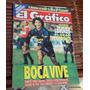 Revista El Gráfico Pico Boca River Nª 3947 Fútbol 1995