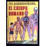Album De Figuritas El Cuerpo Humano (1985)