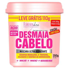 Forever Liss Máscara Ultra Hidratante Desmaia Cabelo 350g