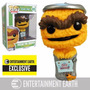Sesame Street Vila Sesamo Oscar The Grouch Funko Pop!