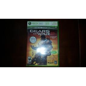 Gear Of War 2 Xbox 360 Fisico Original Ntsc Español