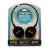 Audìfono De Aro Gowin Twist Red-1040 Ùltimas Piezas Negro