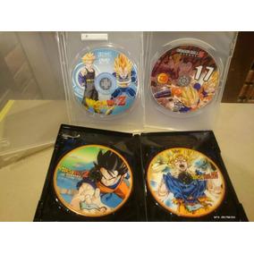 Serie Completa Dragon Ball, Z Gt Y Super Ovas Y Peliculas