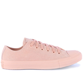 Tênis Converse Chuck Taylor All Star Blush Pack Ox Rosa Pali
